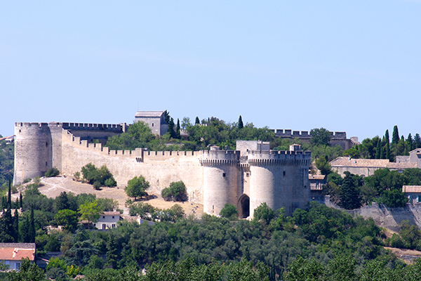 Fort Saint-André in Avignon